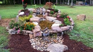 Pond and Water Feature Maintenance Services for Every Season