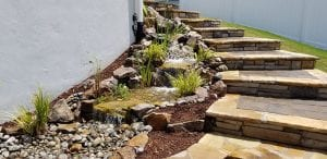What are Pondless Waterfall Features?